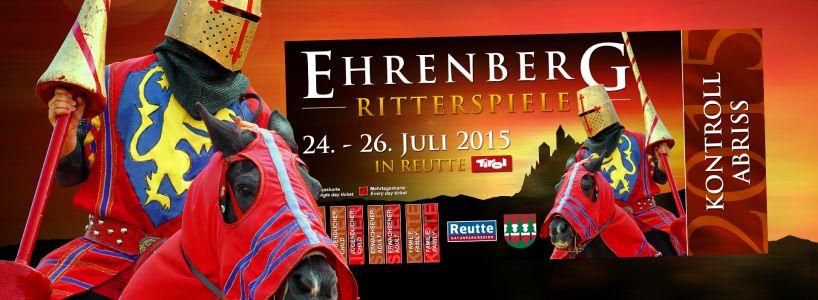 Tickets sind an den 3 Veranstaltungstagen auch an den Kassen am Festgelände erhältlich !