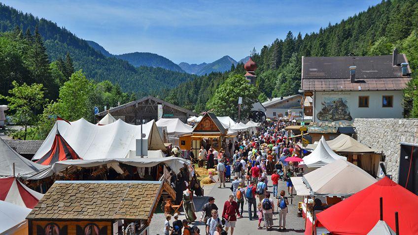 Mittelaltermärkte 2021 Nrw