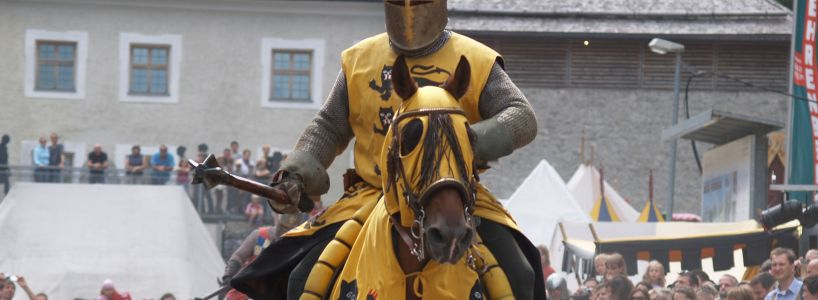 Die Geschichte der Ritterturniere in Europa