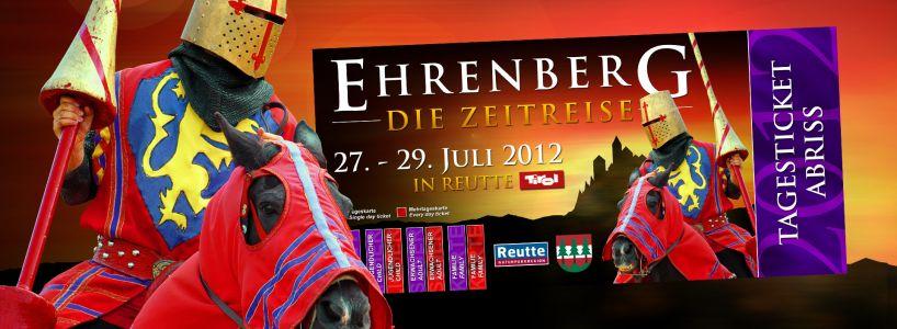 Ehrenberg - DIE ZEITREISE, ideal für Vereins- und Gruppenreisen