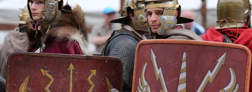 Die Römer im Allgäu